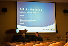 FutureWorks - Build for the Future Event
