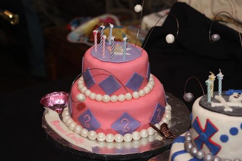 Pirate & Princess Cakes