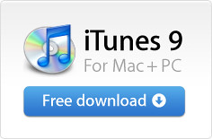 iTunes Store 9.0 Free US Account (1/3)