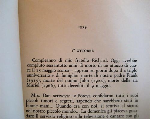 Christopher Isherwood, Ottobre, SE 1987, p. 11 (part.)