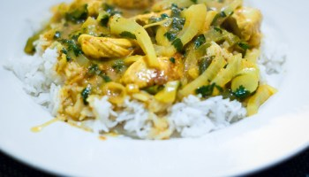 Galanga curry