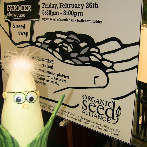 Seed Swap!