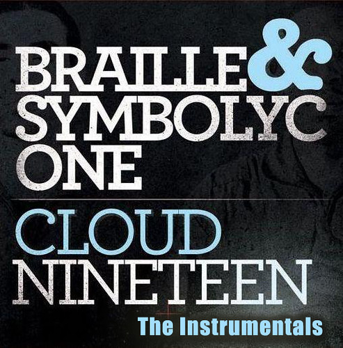Braille and Symbolyc One<br /> Cloud Nineteen Cover