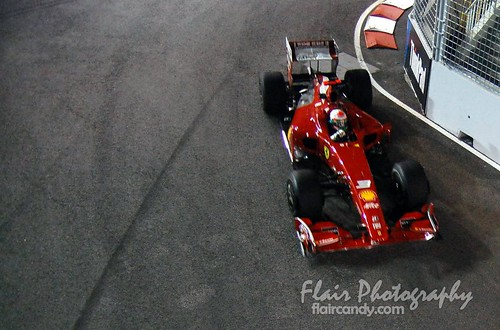Singapore F1 Day 1 Practice 129