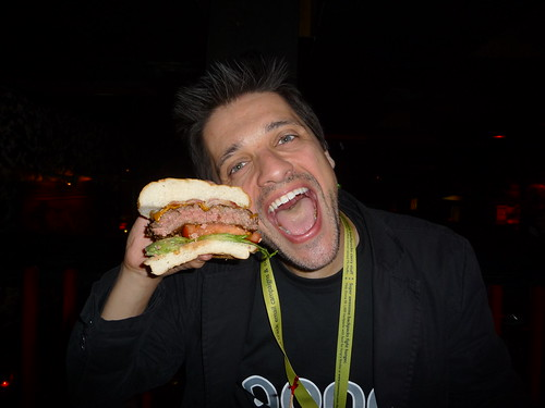 Humongous burger