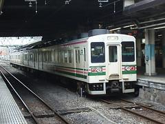 JR両毛線の107系電車(JR Ryomo Line 107 Series)