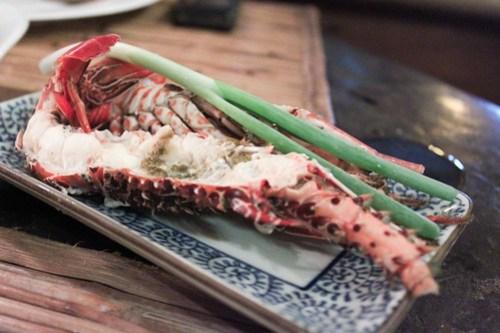 Spring Lobster in Kalui's