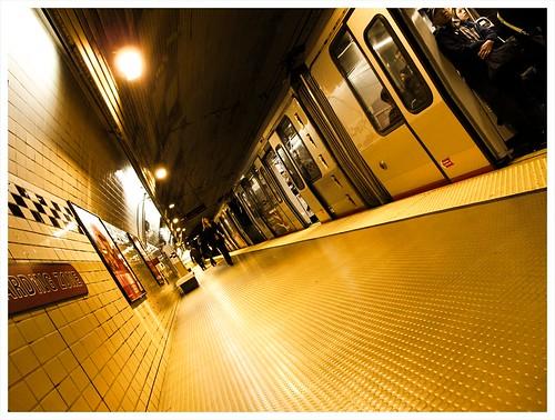 SFMTA / MUNI T-Sunnyvale @ Forest Hill Station Inbound - San Francisco