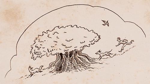 Illustration Friday: Trail 2