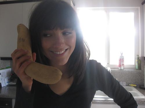 Sweet Potato Phone