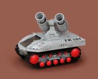 LEGO tank by nnenn