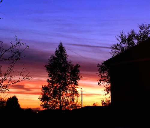 Blackrod Sunset