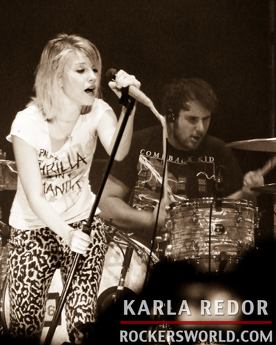Paramore Live in Manila - 7