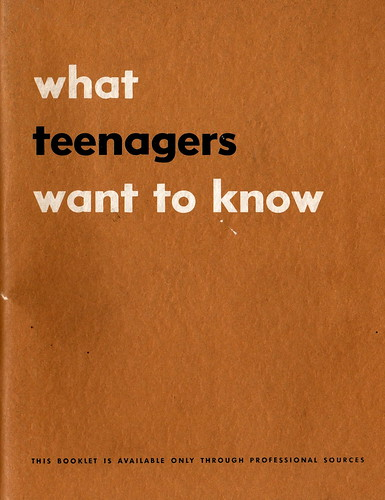what teens want to know