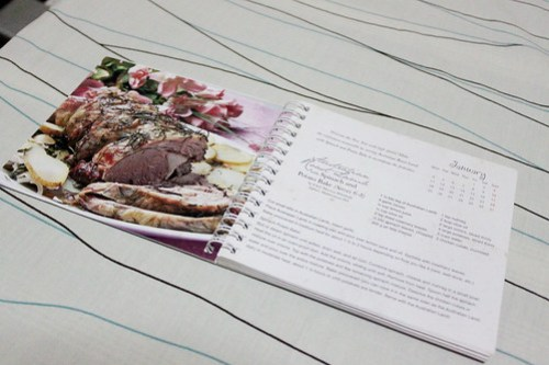 Inside - All you need is Lamb 2010 Planner - 2