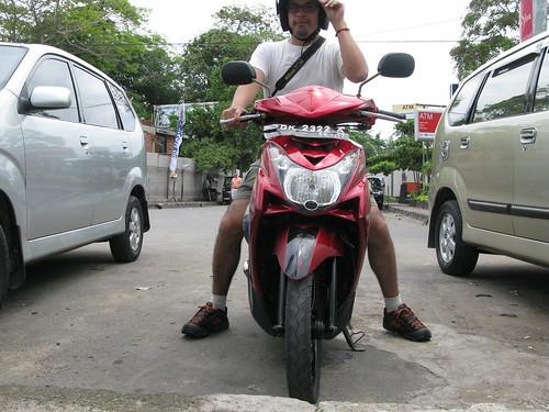 En Route: Bali by Motorbike