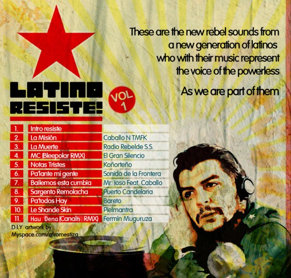 latino resiste tracklist