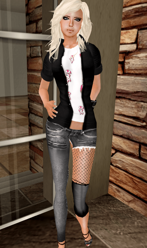 [SE*Designz] Multi-Layer Outfit - Emo
