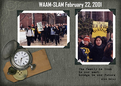 WAAM Slam Institutional Memory