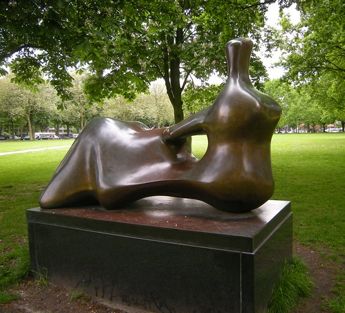 Henry Moore in Hamburg 2