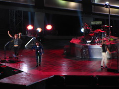 Muse, live in San Siro