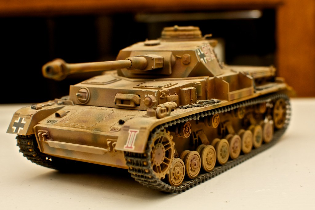 Tamiya M4 Sherman Build Report 3: Weathering, Part I – Doogs