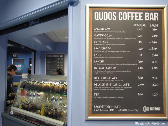 Qudos Coffee Bar