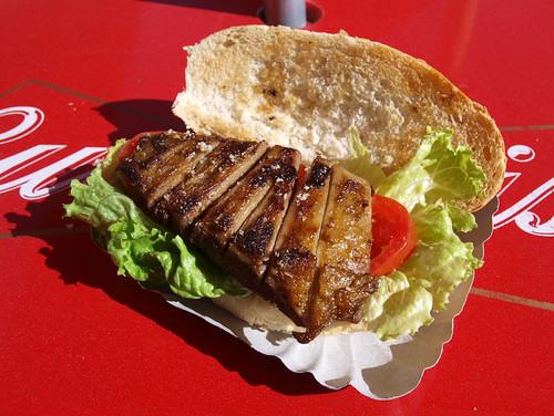Argentina: Sandwich de matambrito
