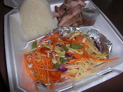 SomTum Gai Yang Food Cart