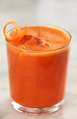 Carrot Apple Ginger Juice 3of3
