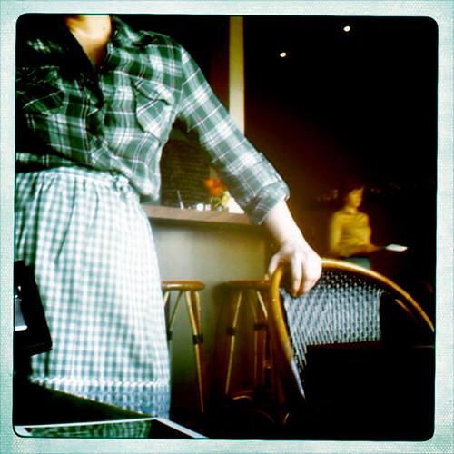 waitress: 1