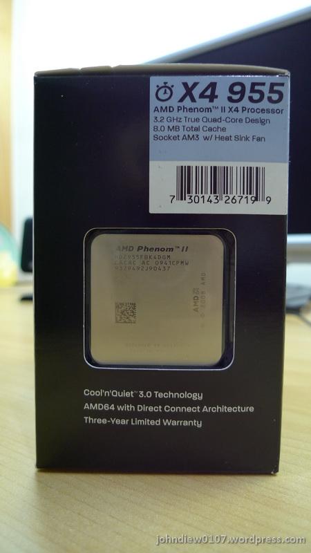 AMD Phenom II x4 955 BE - 02