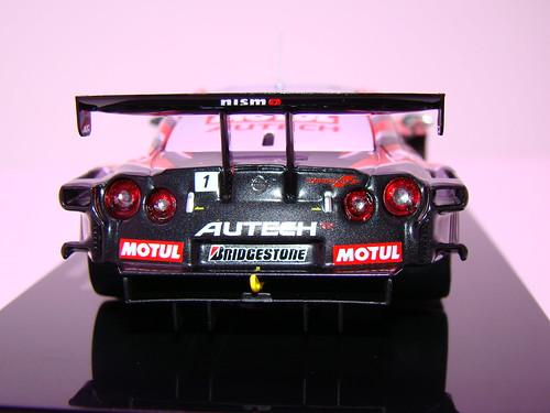 EBBRO MOTUL AUTECH GT-R SUPER GT 5002009 RD. 3 FUJI WINNER (6)