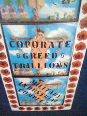 Corporate Greed