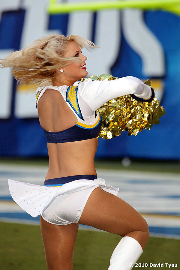 Charger Girl Jennifer as photographed by David Tyau
