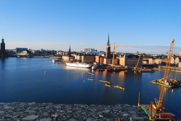 Estocolmo en primavera