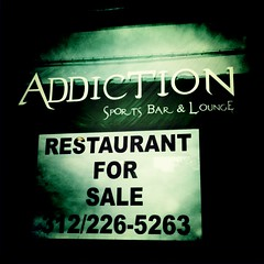 Addiction for sale
