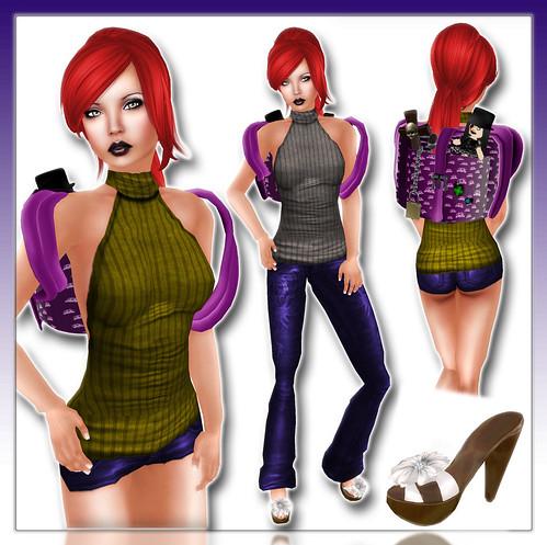 Mischief Fashions || Deviance