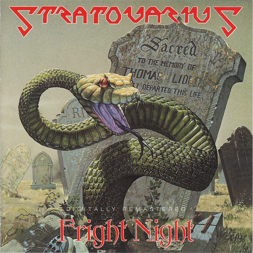 (1989) Fright Night (Remastered) (320 kbps)