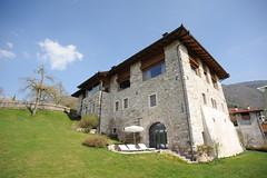 Trentino-Alto Adige, Agriturismo Maso Dolcevista, Lundo (Trento)