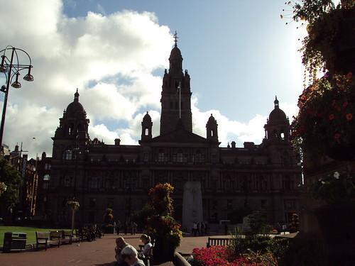 20090920 Glasgow 02 George Sq. 13 City Chambers