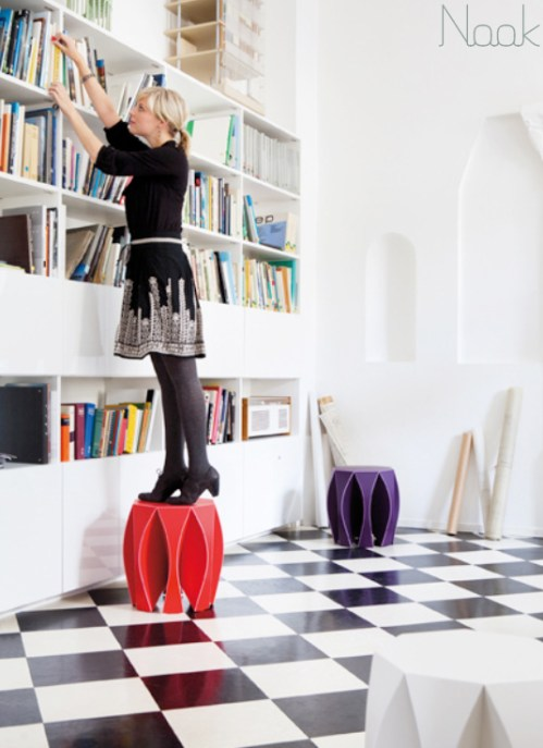 Nook Stool by VIAL