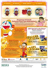 Mines Shopping Fair Doraemon Brings Fortune to Mines (2)