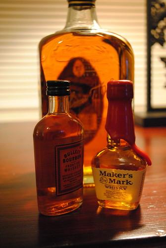 I bought Bourbon.