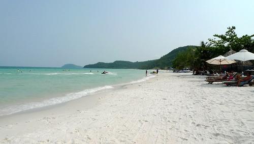 beaches of bai sao, phu quoc