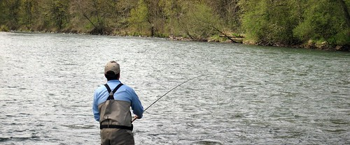 Swinging for Steelhead
