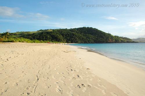 South tip of Mahabang Buhangin, Calaguas Island, Camarines Norte