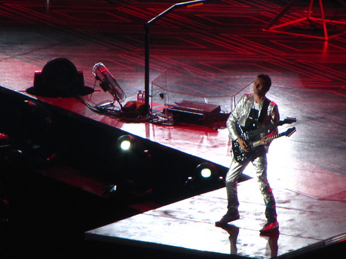 Muse, live in San Siro