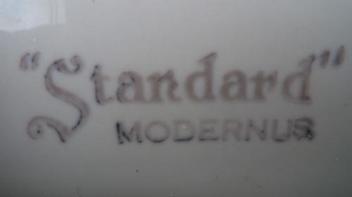 Standard modernus