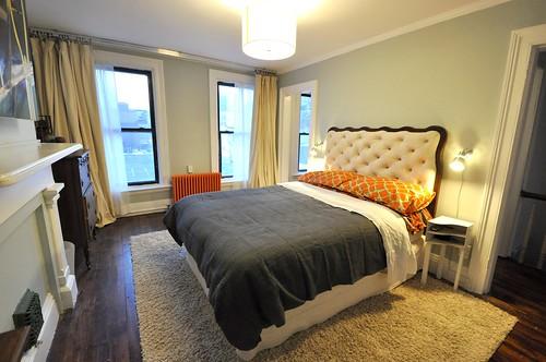Brick City Love: Master Bedroom